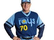 Baseball, retro jersey 1979 Tampa Rays