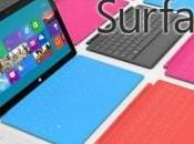 Microsoft presenta Surface, coppia tablet Windows