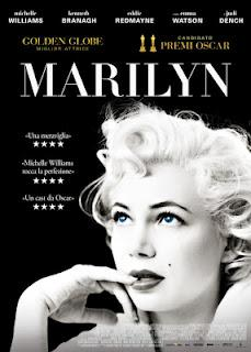 AL CINEMA CON LADY M : DARK SHADOWS, COSMOPOLIS, MY WEEK WITH MARILYN