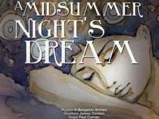 Britten Midsummer Night's Dream Teatro Costanzi Roma
