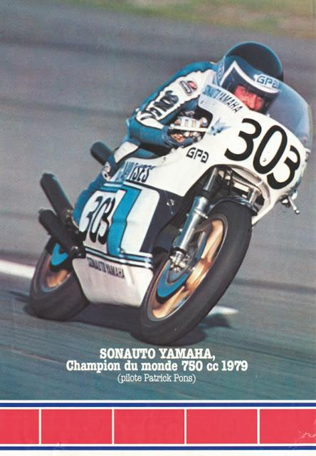 sonauto yamaha patrick pons champion du monde 750 cc 1979 1980 paperblog. Black Bedroom Furniture Sets. Home Design Ideas