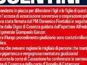 Cosenza sovversiva sud, ribelli, Calabria ringrazia.