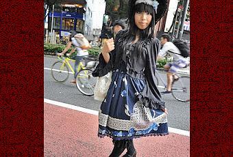 Fashion Street Style La Moda Giapponese Paperblog