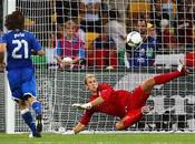 EURO 2012 Quarti finale Italia Inghilterra (4-2 dcr) Highlights video