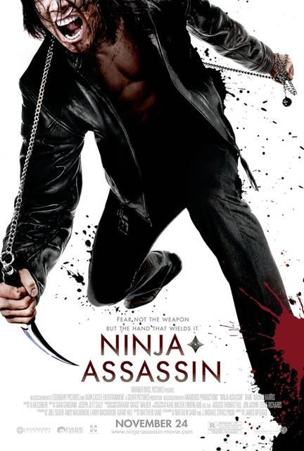 Ninja assassin (review #2)