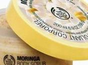 Body Shop scrub Moringa