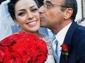 Carlo Conti sposato Francesca Vaccaro Matrimonio raffinato