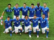Tagli capelli calciatori dell'Italia. Nazionale gara agli Europei 2012