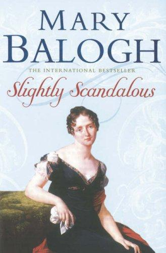 Cover of Slightly Scandalous (Bedwyn Series) by Mary Balogh