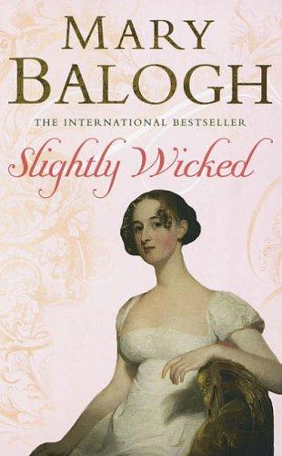 Cover of Slightly Wicked (Slightly 2) (Bedwyn Series) by Mary Balogh