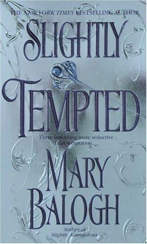 book cover of   Slightly Tempted    (Bedwyn, book 6)  by  Mary Balogh