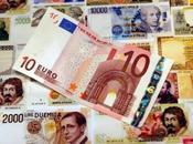 storia insegna scolari: l'Euro come Lira forte epoca fascista