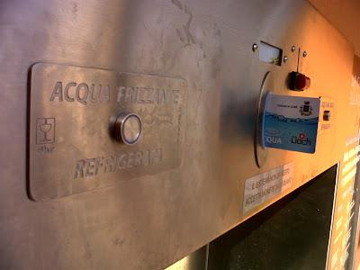 La casa dell 39 acqua a zan paperblog - Acqua depurata in casa ...