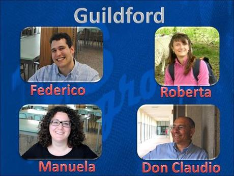 Meet the Leaders: TGS Guildford 2012