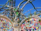 Omaggio Rodia alle Watts Towers