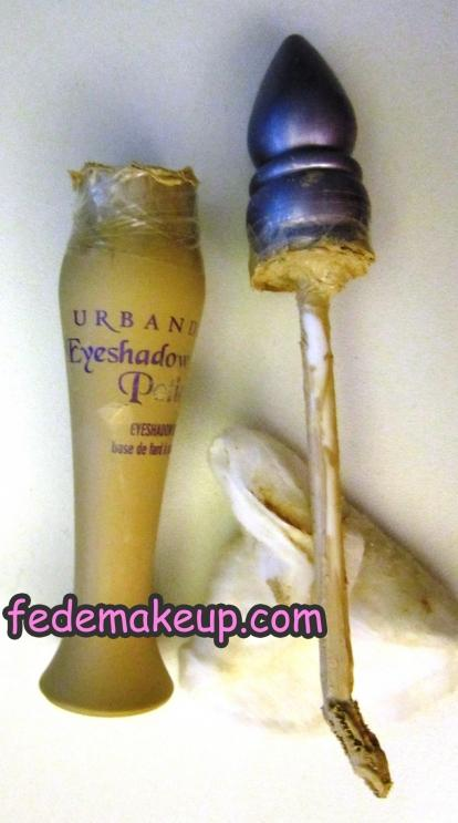 Review Urban Decay Eyeshadow Primer Potion Eden