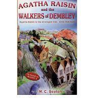 """Recensione """"Agatha Raisin e i Camminatori di Dembley"""" di M.C. Beaton"""