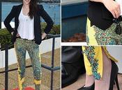 Festival Cannes:pantaloni stampa floreale Kristen Stewart