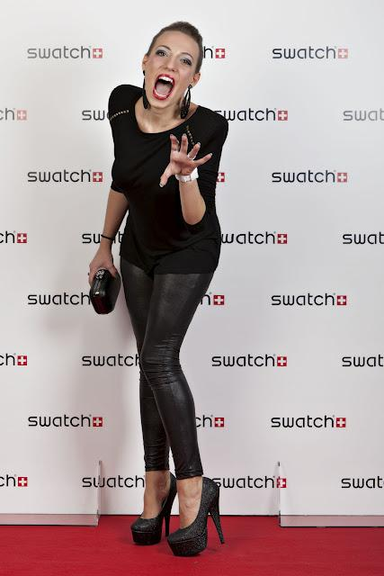 SWATCH @ MTV EMA Night