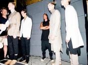 times pubblica backstage della fashion week paris: protagonisti modelli