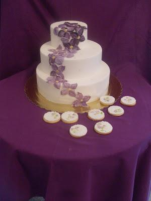 Wedding Cake And Cookie In Lilla Paperblog