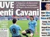Ecco prime pagine oggi Gazzetta Tuttosport Corriere dello Sport… Balotelli combina guai