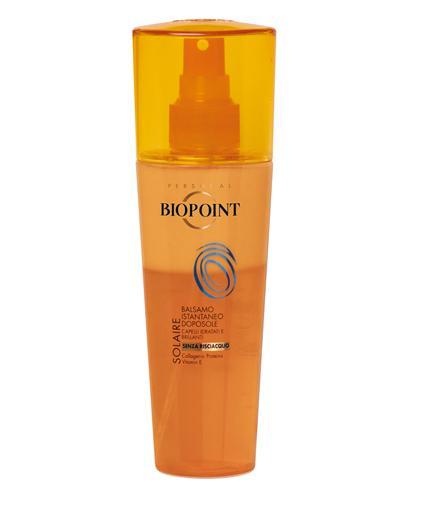 Biopoint Linea Solaire - Balsamo Istantaneo Doposole