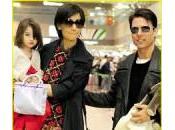 Cruise viene lasciato Katie Holmes perchè porta figlia Scientology