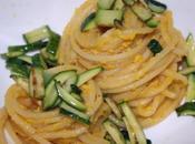 Carbonara estiva zucchine