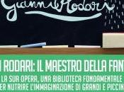 biblioteca della fantasia Gianni Rodari edicola Sole