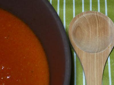Bengala story: la mia zuppa di pomodori e curry.