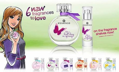 Anteprima ESSENCE 6 New Fragrances to Love [Evento ''Surprise'' Spazio Bianca Milano]