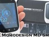 Momodesign Smart: Italia lancia smartphone economico mercato