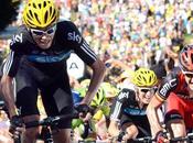 Tour France 2012, Tappa: Froome svetta salita, Wiggins leader, Evans Nibali rispondono