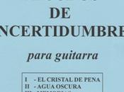 Recodos Incertidumbre chitarra