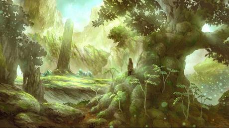 Wallpaper paesaggi fantasy paperblog for Paesaggi fantasy immagini