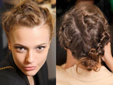 Nuovi tagli di capelli lunghi e acconciature estate 2012