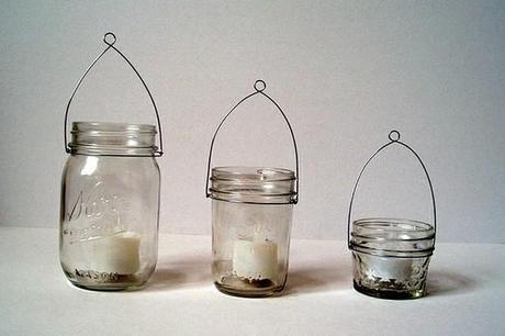 terrazza Vasi disegno : 25 Tutorial per Creare una Lanterna Porta Lumino per Arredare Terrazze ...
