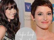 BEAUTY nuovo look Chyler Leigh