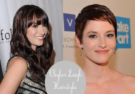 BEAUTY | Il nuovo look di Chyler Leigh