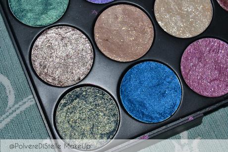 Tutorial:Creare una palette,compattando pigmenti e polveri libere