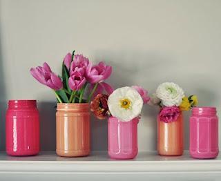 Vasi per fiori DIY - Paperblog
