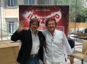 Oggi Roma cast completo Musical Peep Arrow Entertainment