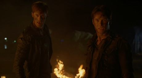 3 Alexander Skarsgard and Stephen Moyer as Eric Northman and Bill Compton on True Blood Season Five Premiere.png