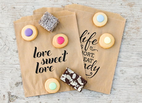 Free Printables ~ Candy Bags