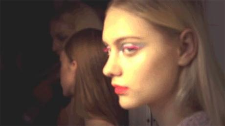 Eyeliner Fluo per Dior Haute Couture