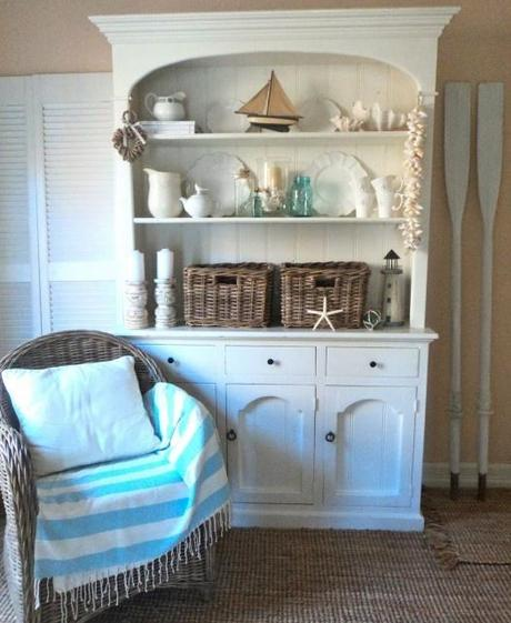 shabby beach interior paperblog. Black Bedroom Furniture Sets. Home Design Ideas