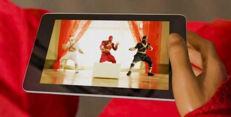 Nexus 7 Ninja Unboxing  : Video Divertente dell'unboxing del nuovo Tab Android