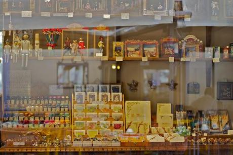Paper mini-Florence : stationeries and little objetc shops