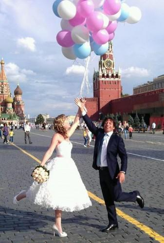 WEDDING MOSCOW